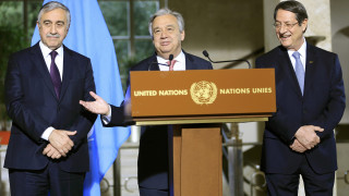 Κυπριακό: Νέα συνάντηση Αναστασιάδη - Ακκιντζί