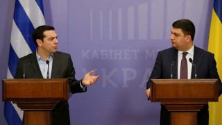 Σήμερα η συνάντηση Τσίπρα-Ποροσένκο στο Κίεβο