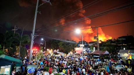 Φιλιππίνες: Τεράστια πυρκαγιά ξεσπίτωσε περισσότερους από 15.000 πολίτες (pics)