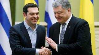 Αλ. Τσίπρας: Σεβαστή από την Ελλάδα η εδαφική κυριαρχία της Ουκρανίας