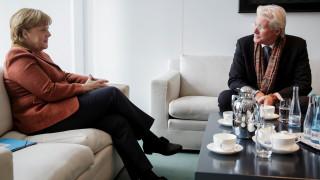 Βerlinale: O Ρίτσαρντ Γκιρ συμμαχεί με τη Μέρκελ