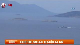 Για νέο σκηνικό έντασης στα Ίμια κάνουν λόγο οι Τούρκοι
