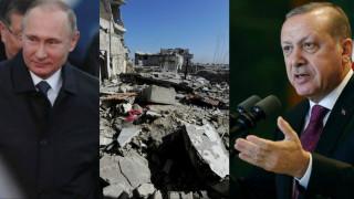Ρωσικό μαχητικό σκότωσε κατά λάθος 3 Τούρκους