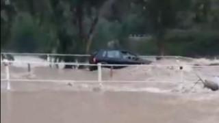 Συγκλονιστικό βίντεο από την επιχείρηση διάσωσης παιδιού και μητέρας στην Κύπρο