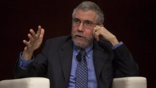 Πολ Κρούγκμαν: «Τρελό» να ζητά κανείς από την Ελλάδα πρωτογενές  πλεόνασμα 3,5%