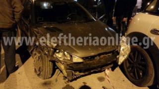 Καλαμάτα: «Τρελή» πορεία 22χρονης με κλεμμένο αυτοκίνητο (vid)