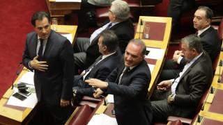 Ερώτηση 29 βουλευτών της ΝΔ για το Documento και Καλογρίτσα