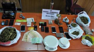 Ναύπλιο: Εξαρθρώθηκαν δύο σπείρες ναρκωτικών