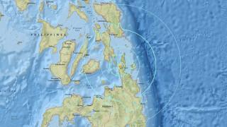 Σεισμός: Ισχυρή δόνηση στις Φιλιππίνες