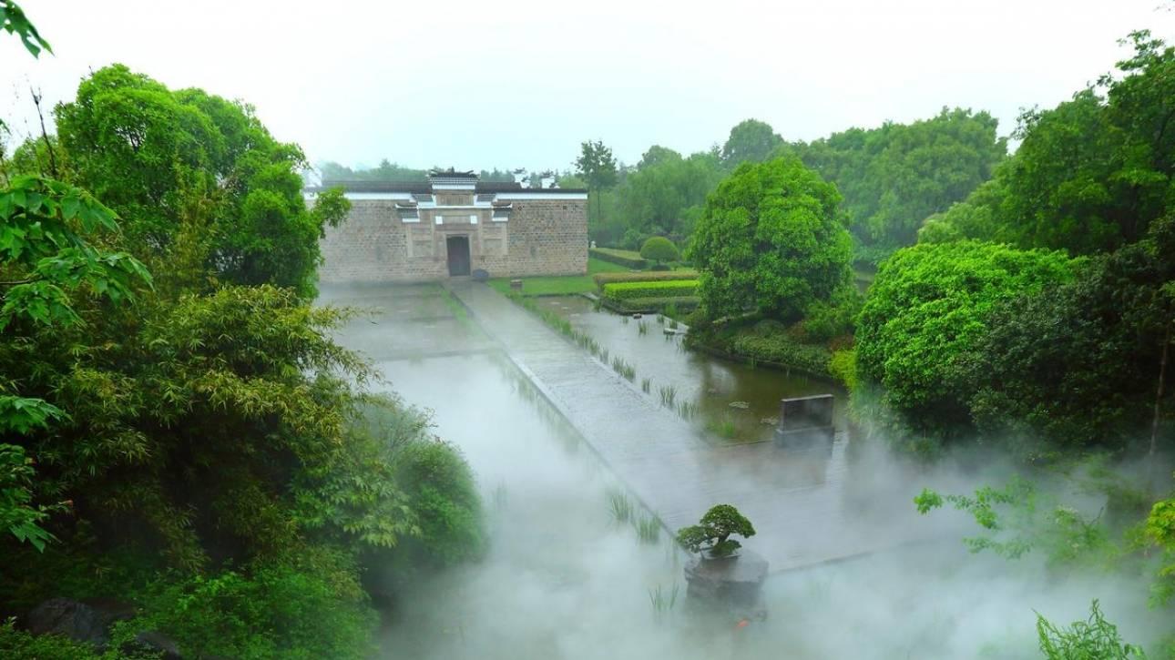 Πώς ένα πολυτελές θέρετρο έσωσε την ιστορία της Κίνας
