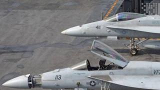 «Ξενάγηση» στο εντυπωσιακό αεροπλανοφόρο που έδεσε στην Κρήτη (pics&vid)