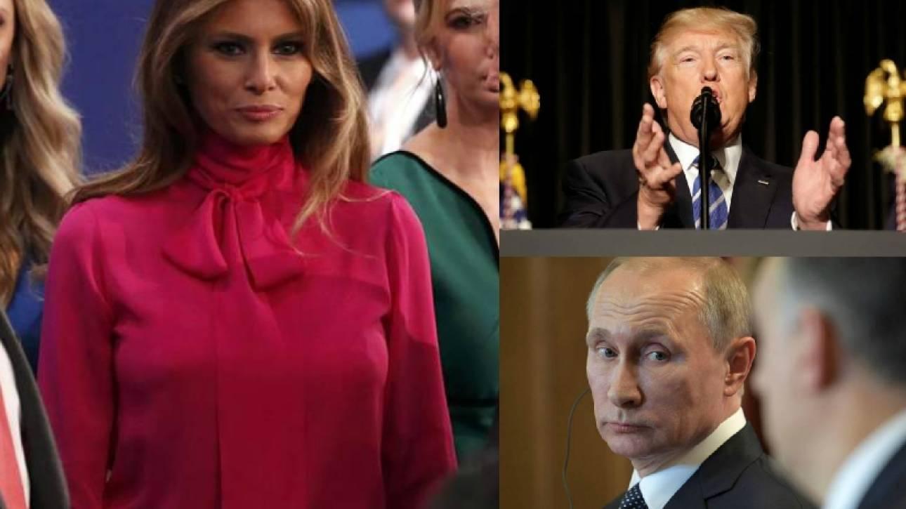 Συνάντηση Τραμπ-Πούτιν στη γενέτειρα της Μελάνια;