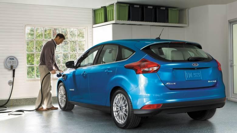 Το Ford Focus Electric είναι πλέον διαθέσιμο και στην Ευρώπη