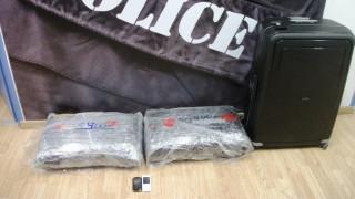 Δύο συλλήψεις για ναρκωτικά στον Πειραιά