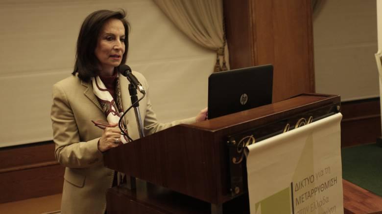 Παρουσιάζεται η πολιτική πρωτοβουλία των Διαμαντοπούλου, Ραγκούση, Φλωρίδη