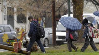 Καιρός: Μικρή πτώση της θερμοκρασίας την Κυριακή