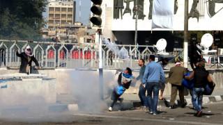 """Ιράκ: Πυρά στην """"πράσινη ζώνη"""" της Βαγδάτης"""