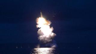 Mέσου βεληνεκούς ο πύραυλος που εκτόξευσε η Βόρεια Κορέα