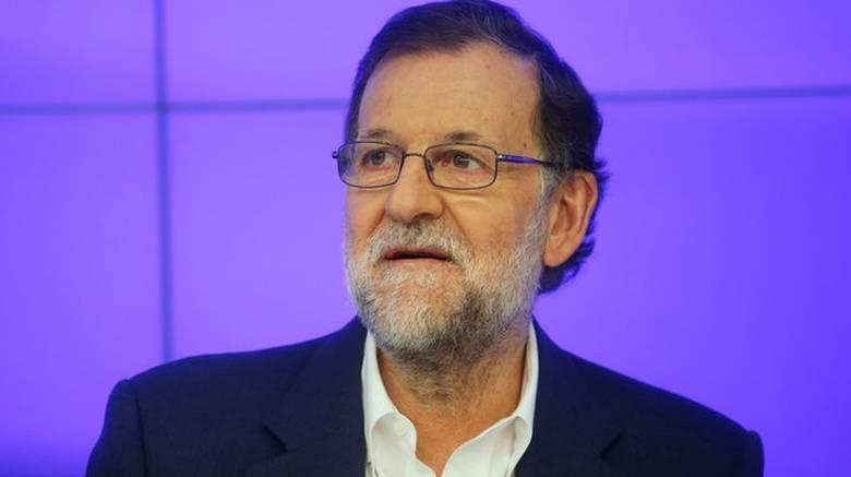 Ισπανία: Για τέταρτη φορά στο «τιμόνι» του Λαϊκού Κόμματος ο Μαριάνο Ραχόι