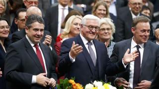 Πρόεδρος της Γερμανίας ο Σταϊνμάιερ