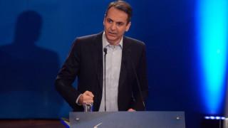 Μητσοτάκης: Σπουδαίος πολιτικός ο Σταϊνμάιερ