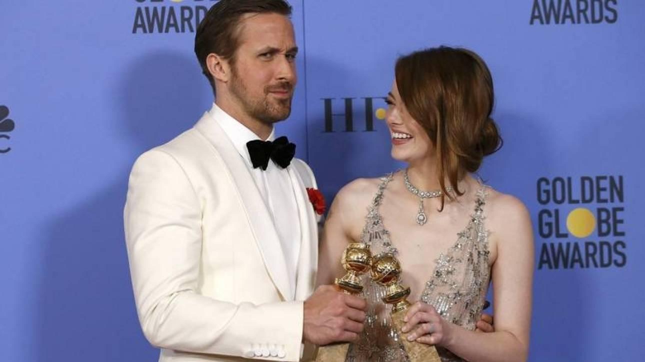 Βραβεία Bafta: Ξεκίνησαν οι βραβεύσεις για το La La Land και την 'Εμα Στόουν