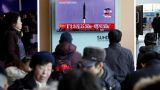 Σεούλ: Αυτοκινούμενους πυραύλους μεσαίας ακτίνας ανέπτυξε η Βόρεια Κορέα