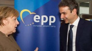 Στο Βερολίνο ο Μητσοτάκης: Τι θα συζητήσει με Μέρκελ και Σόιμπλε