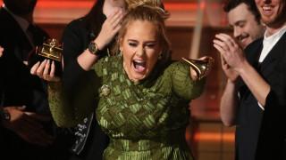 Grammys 2017: Θρίαμβος της Adele, δάκρυα για τη Beyonce