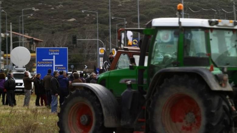 Μπλόκα αγροτών: Ετοιμάζουν την «κατάβασή» τους στην Αθήνα