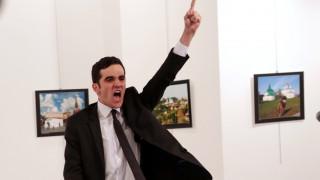 Το πρώτο βραβείο απέσπασε η φωτογραφία του δολοφόνου του Ρώσου πρέσβη