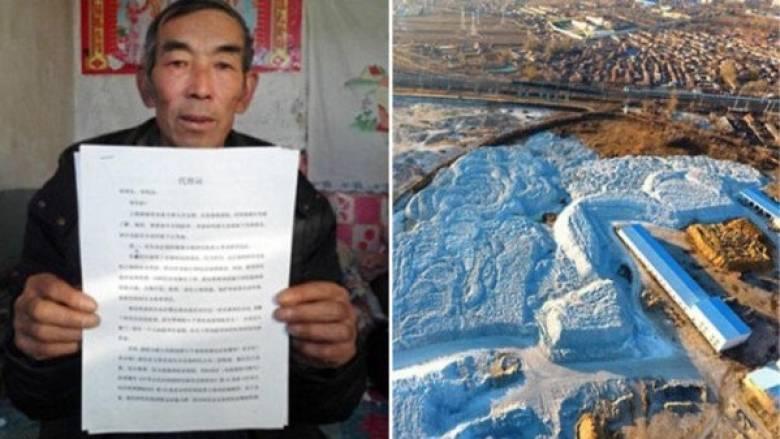 Κίνα: Χωρικός διάβαζε 16 χρόνια βιβλία νομικής για να σώσει το χωριό του