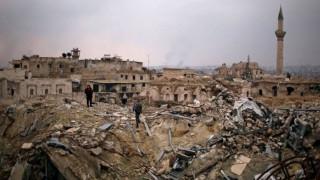 Συρία: Ο κυβερνητικός στρατός χρησιμοποίησε αέριο χλωρίου στο Χαλέπι