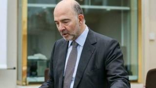 Μοσκοβισί: Το Grexit δεν αποτελεί εκδοχή