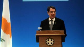 Επιστολή Αναστασιάδη προς Γιούνκερ για τις τέσσερις ελευθερίες της ΕΕ