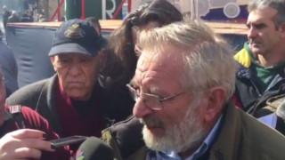 Αγρότες: Σε συνέχεια του αγώνα καλεί ο Βαγγέλης Μπούτας (vid)