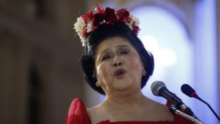 Ιμέλντα Μάρκος: Έχασε τη μάχη για τα «ματωμένα διαμάντια» της