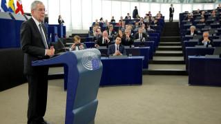 Πρόεδρος της Αυστρίας: «Μπορούμε να αγωνιστούμε για την Ευρώπη»