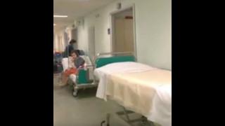 Νέο βίντεο για την κατάσταση που επικρατεί στο νοσοκομείο «Αττικόν»