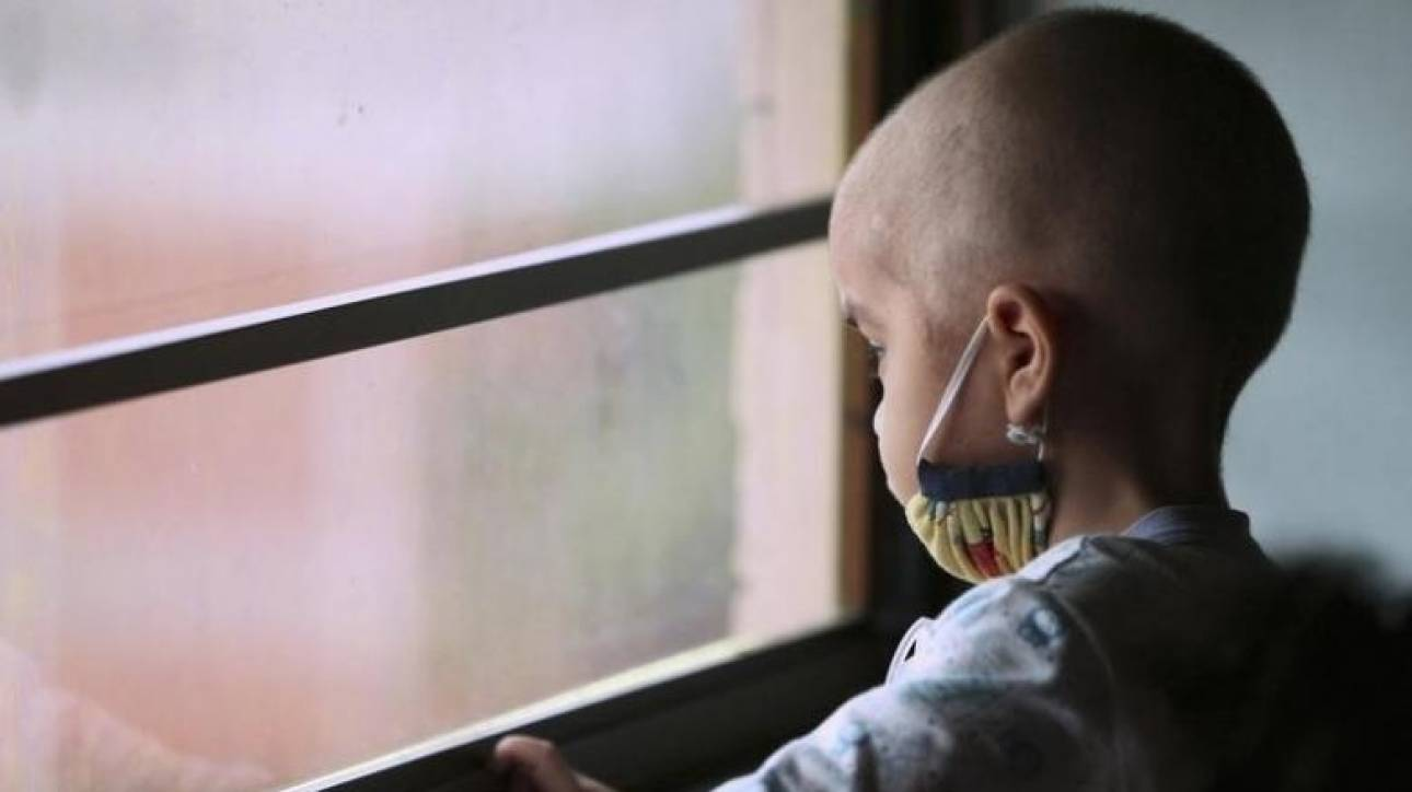 Αποτέλεσμα εικόνας για παιδιά με καρκίνο\