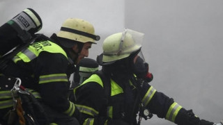 1.000 άνθρωποι εγκατέλειψαν ξενοδοχείο στο οποίο ξέσπασε φωτιά
