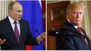 Ανατροπή από τον Τραμπ: Ζητά από τη Ρωσία να επιστρέψει την Κριμαία