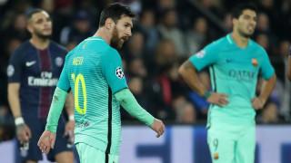 Champions League: «4» η Παρί στην Μπάρτσα, νίκη με Μήτρογλου η Μπενφίκα