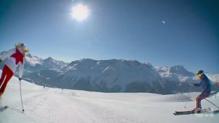St Moritz: Το χειμερινό θέρετρο που έχει πάντα ήλιο