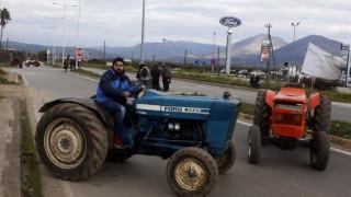 Μπλόκα αγροτών: Σήμερα η συνάντηση με τον Γ. Δραγασάκη