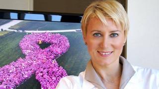 Το συγκινητικό μήνυμα της Νατάσας Παζαΐτη για τον παιδικό καρκίνο