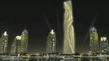 Το Ντουμπάι θέλει να κατασκευάσει τον πρώτο περιστρεφόμενο ουρανοξύστη στον κόσμο (vid)