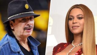 Grammys 2017: O Kάρλος Σαντάνα απολογείται στη Beyoncé