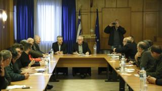 Αποστόλου: Σημείο αναφοράς η ανασυγκρότηση του αγροτικού τομέα