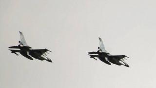 Αναχαίτιση τουρκικών F-16 πάνω από το Φαρμακονήσι